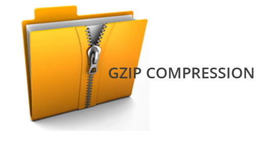 How to enable GZIP Compression for web page speed