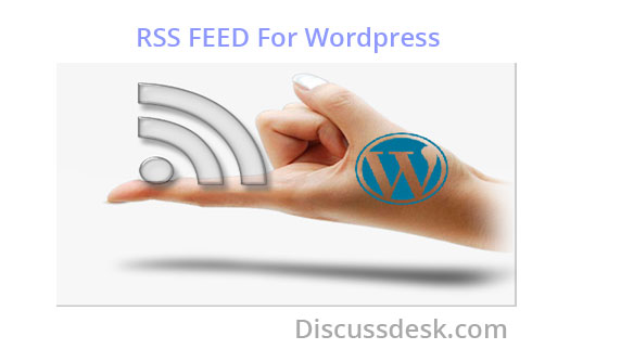 how to create rss feed for wordpress