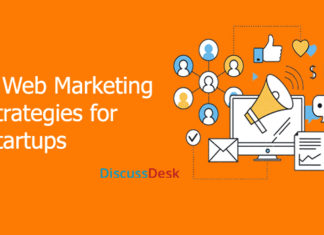 7 Web Marketing Strategies for Startups Interested in Efficiency