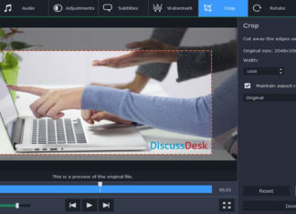 Discussdesk - Video Compress