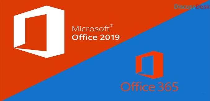 microsoft office versus office 365