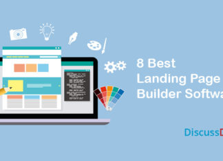 landing page builder software