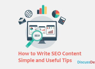 How to Write SEO Content - Simple and Useful Tips