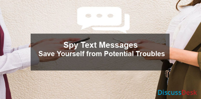 Spy Text Messages