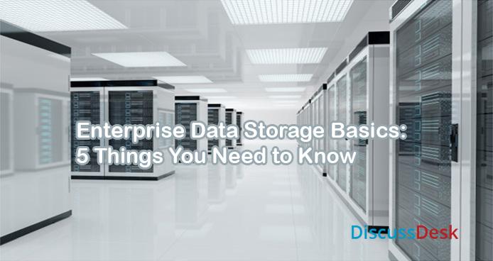Enterprise Data Storage