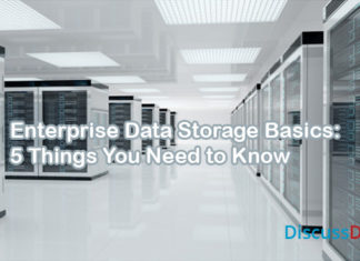 Enterprise Data Storage