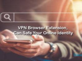 VPN Browser Extension