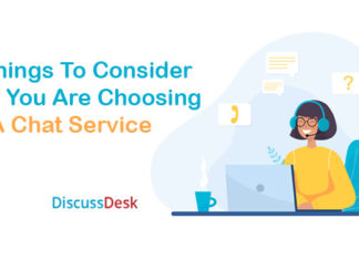 Chat service