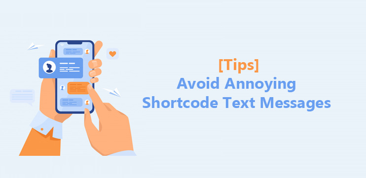 Shortcode Text Messages